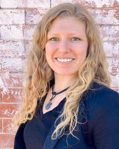 CASSY CADWALLADER SUSTAINABILITY MANAGER