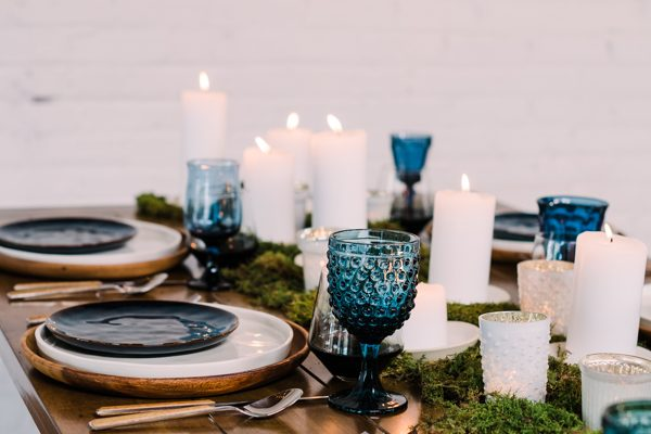 Tablescape by Yonder House