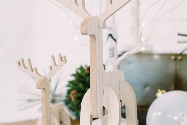 Holiday decor details